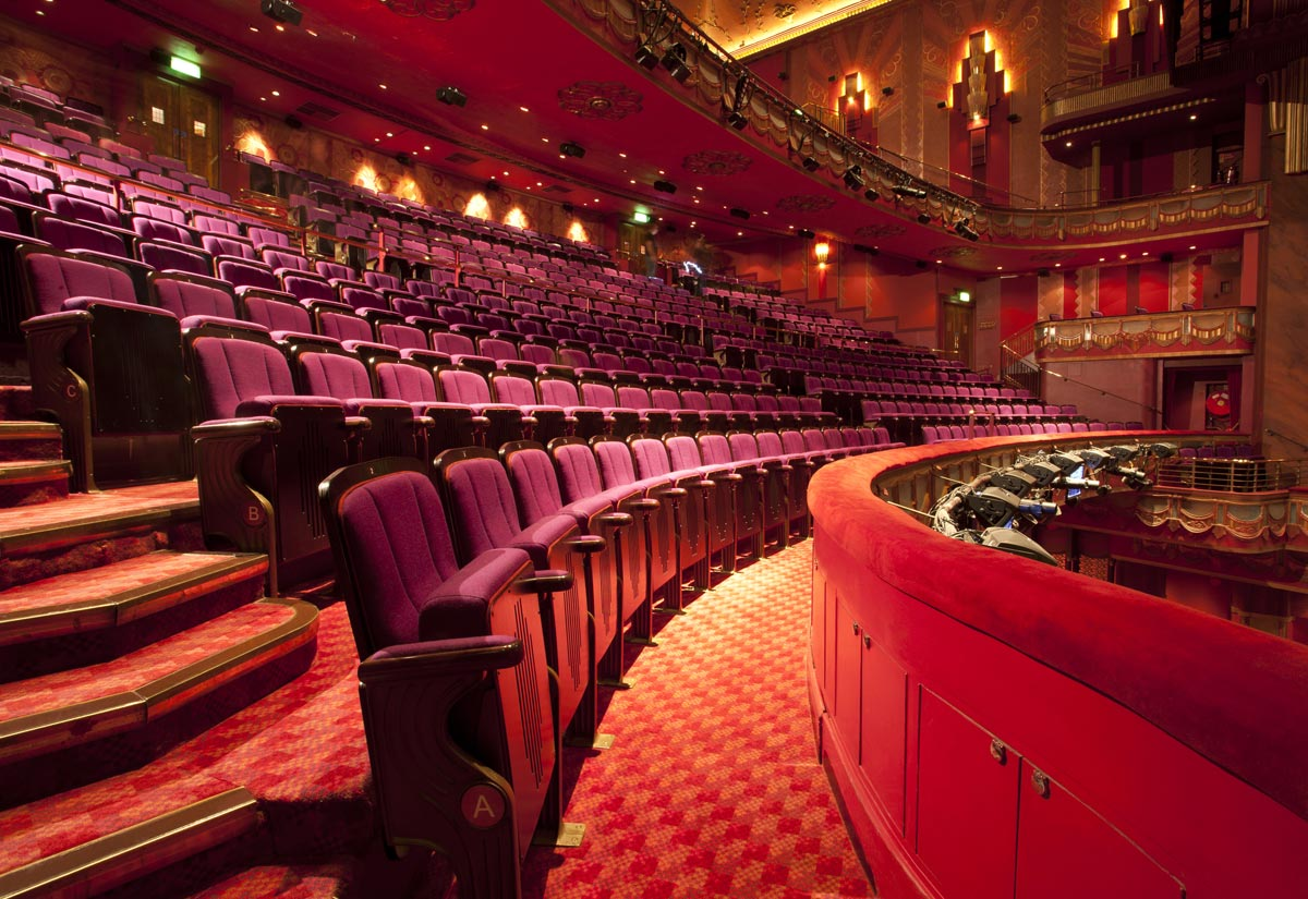 Cinema Theatre Carriage chairs Education Performance Furniture ...