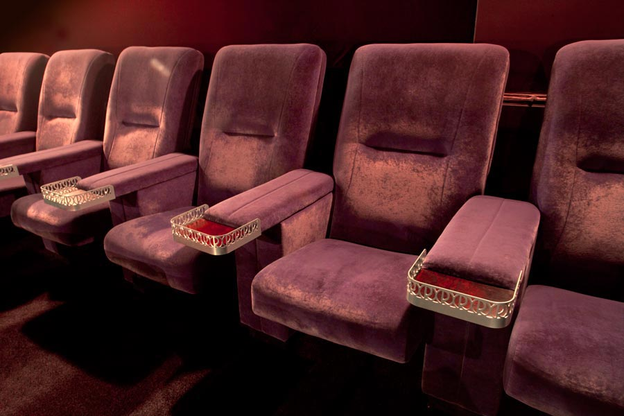 14 cinema seating