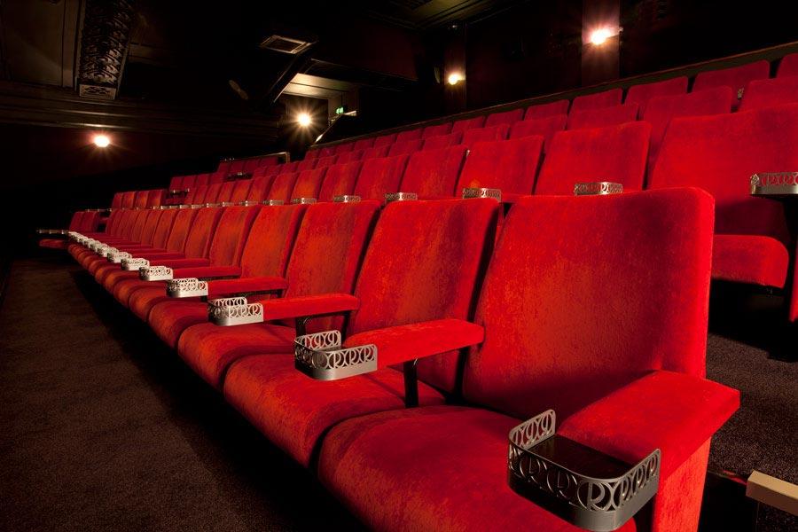 16 cinema seating