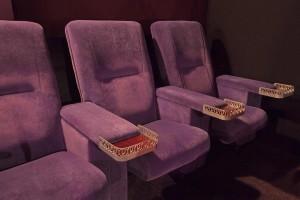 17 theatre seats