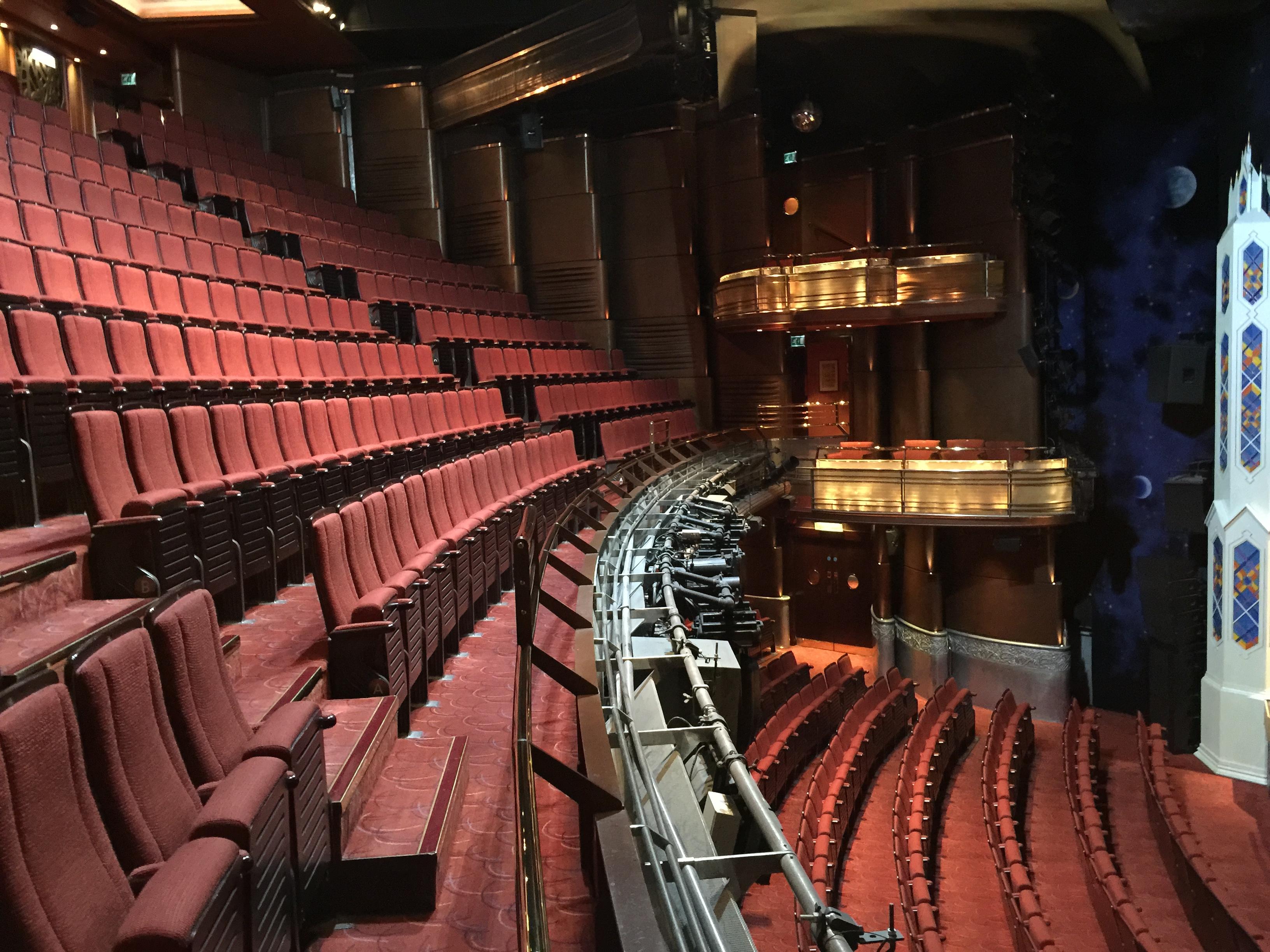 POW Auditorium
