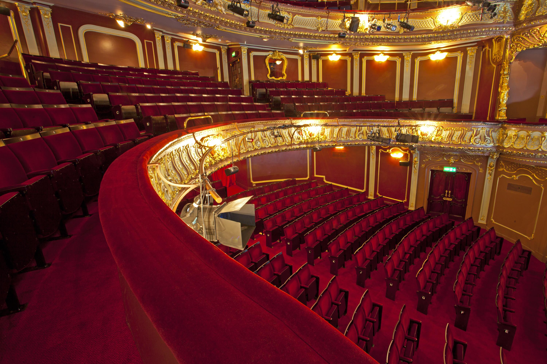ap 14 med custom theatre seating