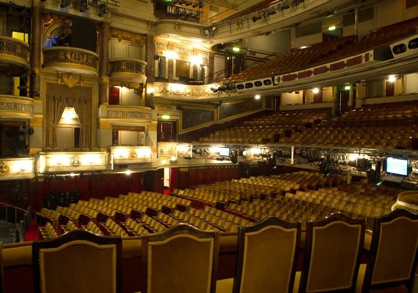 theatreroyal auditorium 7 custom theatre seating