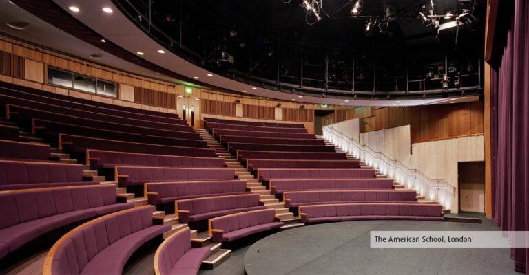 seats asl seating ranges