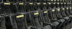 Empire Cinema Refurbished Seats in Basildon by Kirwin & Simpson Seating